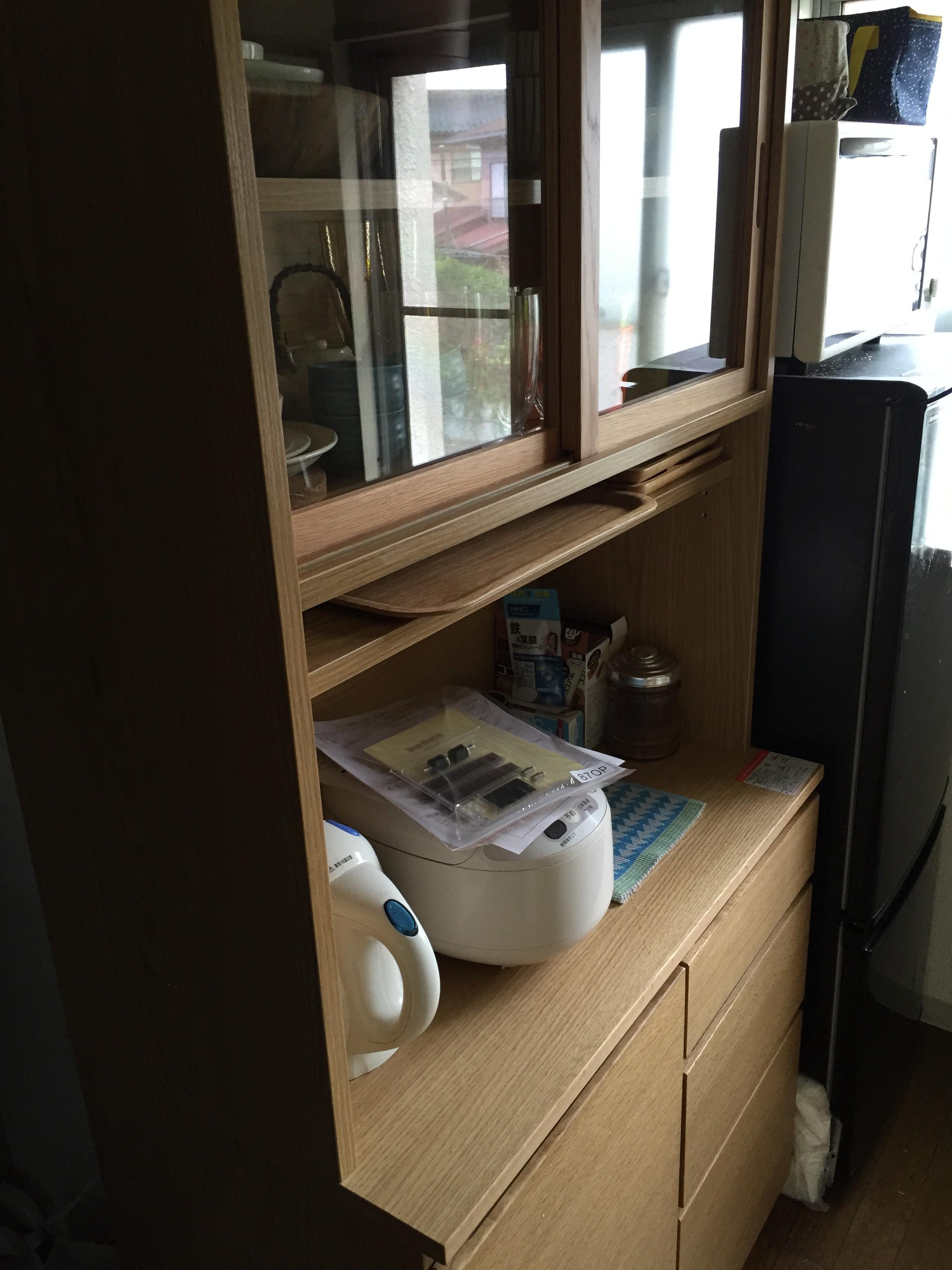 無印良品の食器棚は収納力抜群と評判. naosugさんの投稿. 31210907 796307710567973  8028179038918934528 n. 無印良品の食器棚 ...