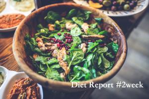 ダイエット2週目ブログ経過報告。腹筋を中心に攻める筋トレ2週目です。全体的に下がってますが、筋力はなかなか上がりません。ちょっとずつですが立体的にはなってきたものの、ここからが勝負かと。3週目に向けて筋トレの意識あげましょう。