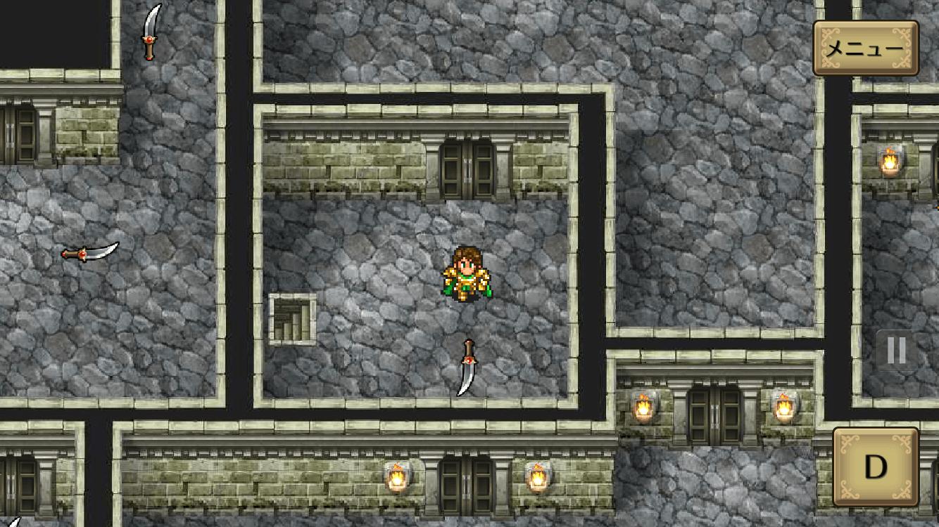 【スマホ版ロマサガ2】プレイログ (5)運河要塞〜ジェラール引退します