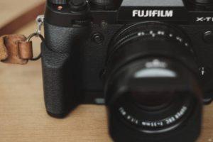 FUJIFILM X-T1用のメタルハンドグリップMHG-XTをゲット