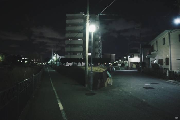 FUJIFILM X-T10とSAMYANG 12MM F2で撮る夜カメラ