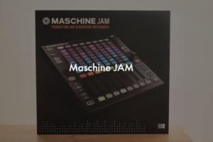 Native InstrumentsのMaschine JAMを購入したので開封からファーストインプレッションまで