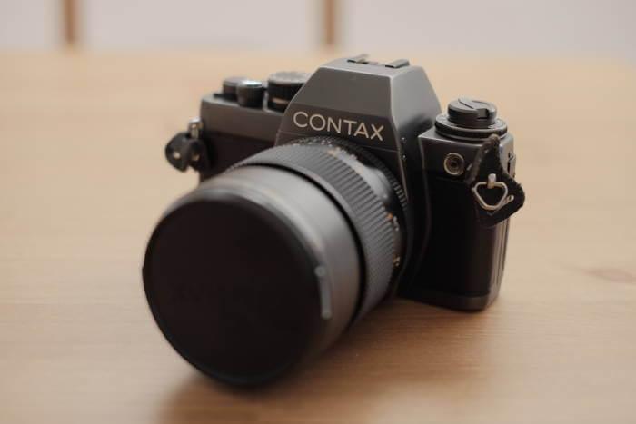 フィルムカメラ(CONTAX S2b)を借りたので初めてのフィルムにKodak Portra 800を買ってみた