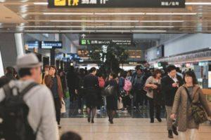羽田空港に行って両親に孫の顔を見せてきました