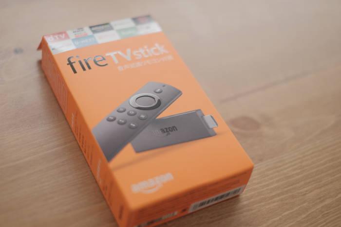 dTVもプライムビデオも家のテレビでみれるAmazonのFire TV Stickレビュー
