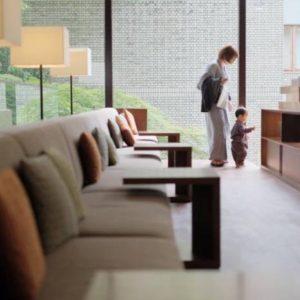 【星野リゾート】露天風呂付きのお部屋レビュー!川沿いのホテル「箱根 界」へ結婚記念日に家族旅行に行ってきました