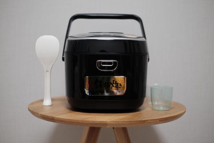 アイリスオーヤマのIH炊飯器5合炊きは蒸し料理・煮込み料理もできる!コスパもいいしオススメしたい【PR】