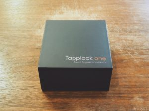 指紋でロック解除できるカギ「Tapp lock(タップロック)」で大事なものを守ろう【PR】